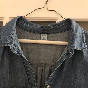 Old Navy Dresses - Jean dress